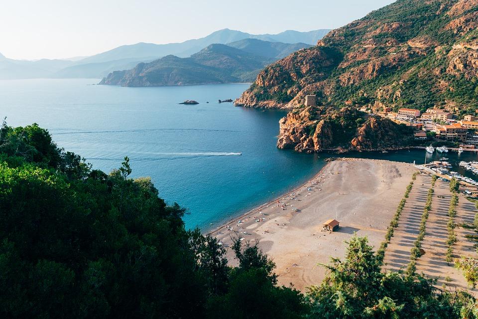 Een bezoek aan Corsica - Sardinië.nl