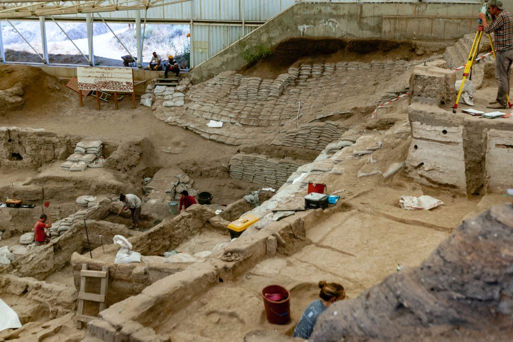 Opduikingen in de Archeologie