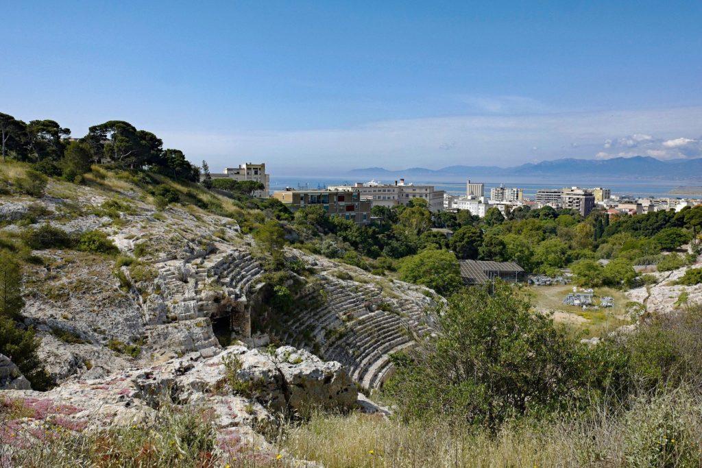 Leuke bezienswaardigheid Romeinse Amfitheater