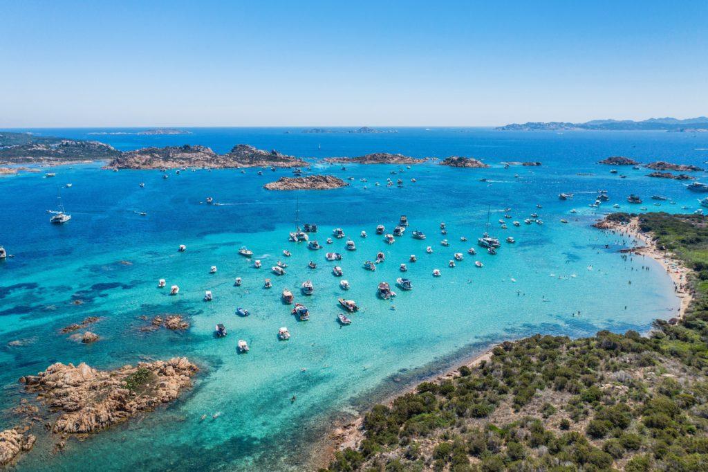 reisgids Sardinië zee